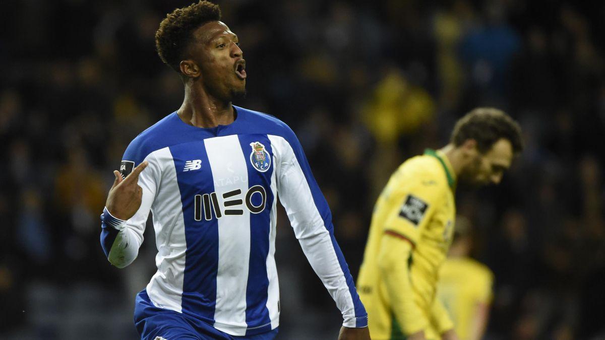 Ze Luis, FC Porto – FC Pacos de Ferreira
