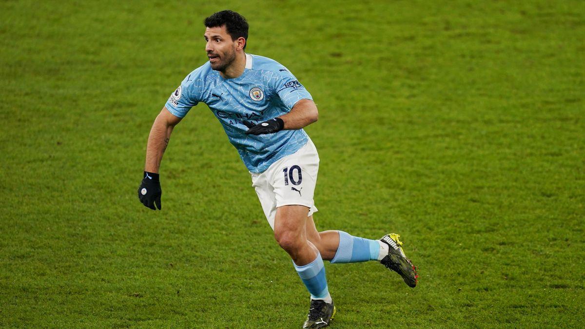 Sergio 'Kun' Agüero (Manchester City)