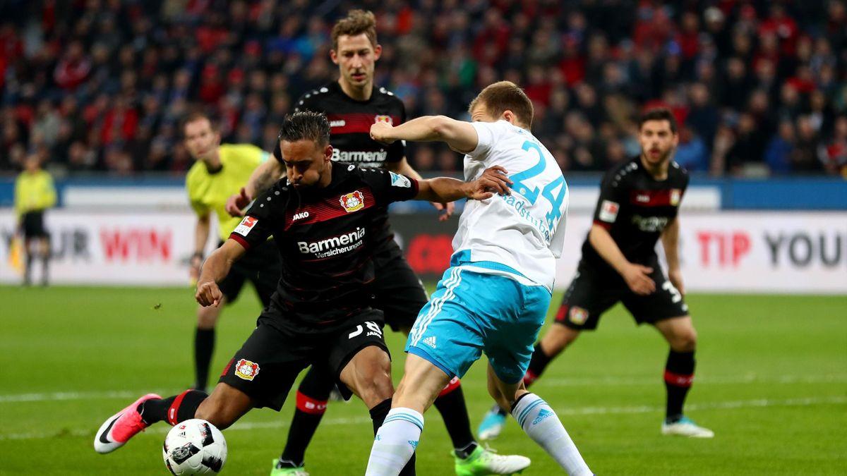 Schalke mit Doppelschlag in Leverkusen