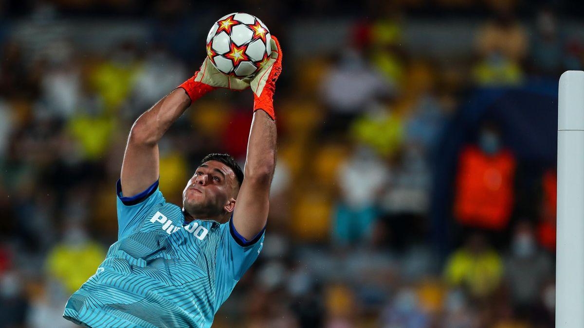 Juan Musso (Villarreal-Atalanta)