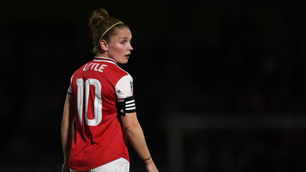 Kim Little of Arsenal and Scotland
