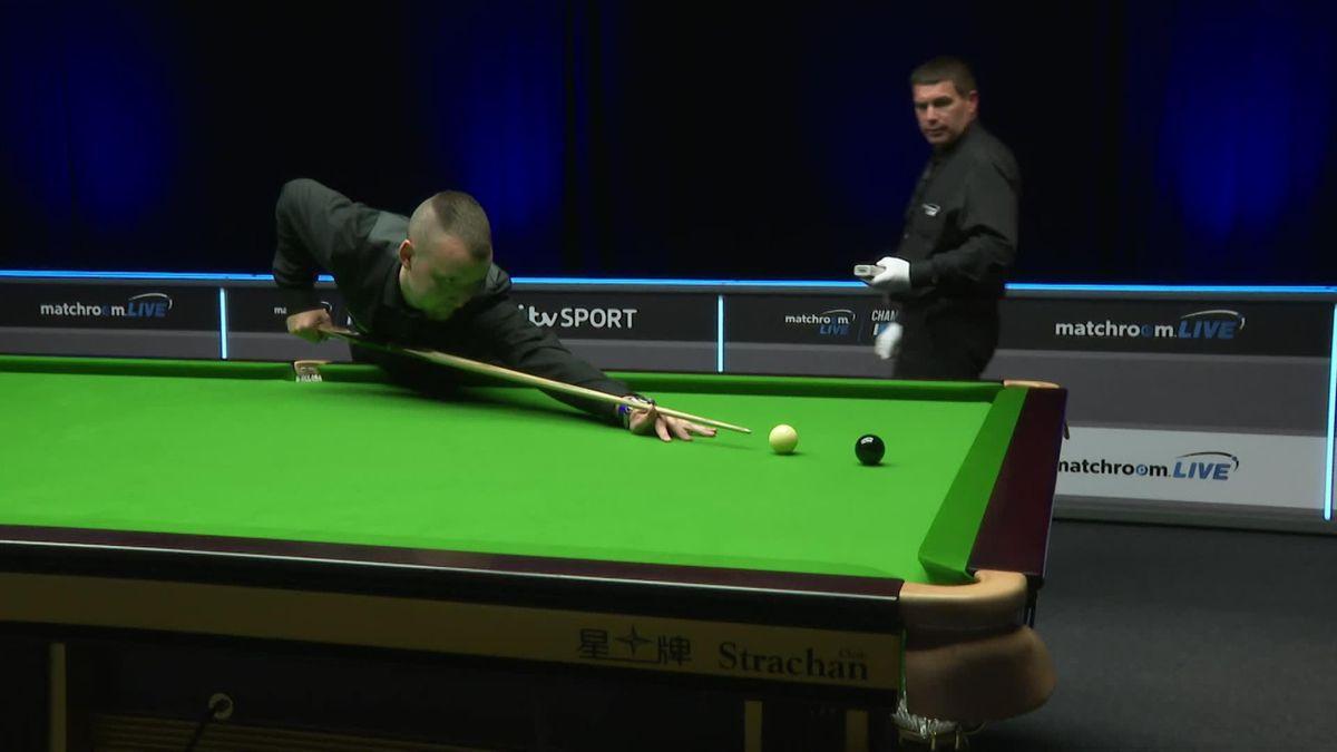 Snooker Championship League: Sam Craigie a fost de neoprit