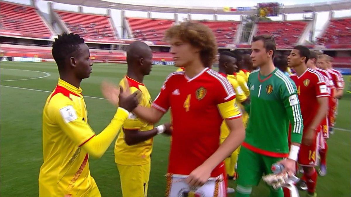 U17 WCup: Mali vs. Belgium hlts