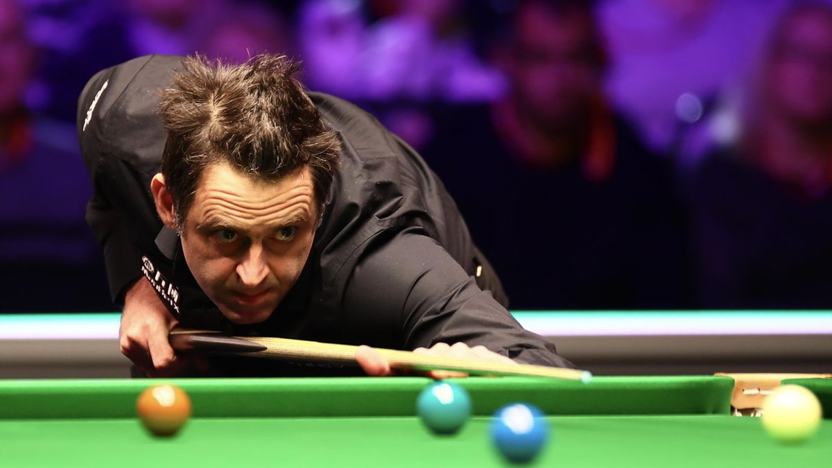 Ronnie O'Sullivan - Snooker-WM 2020