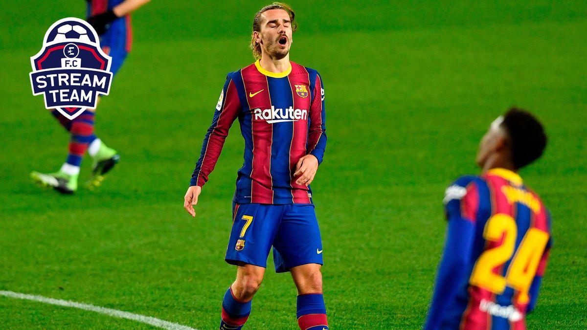 Griezmann a-t-il encore un avenir au Barça ?