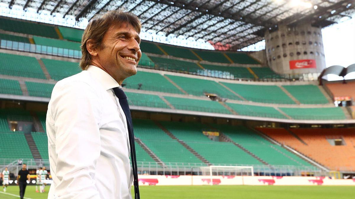 Antonio Conte, Inter 20/21