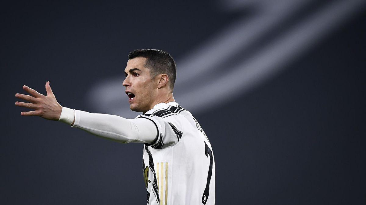 Cristiano Ronaldo, Juventus-Star