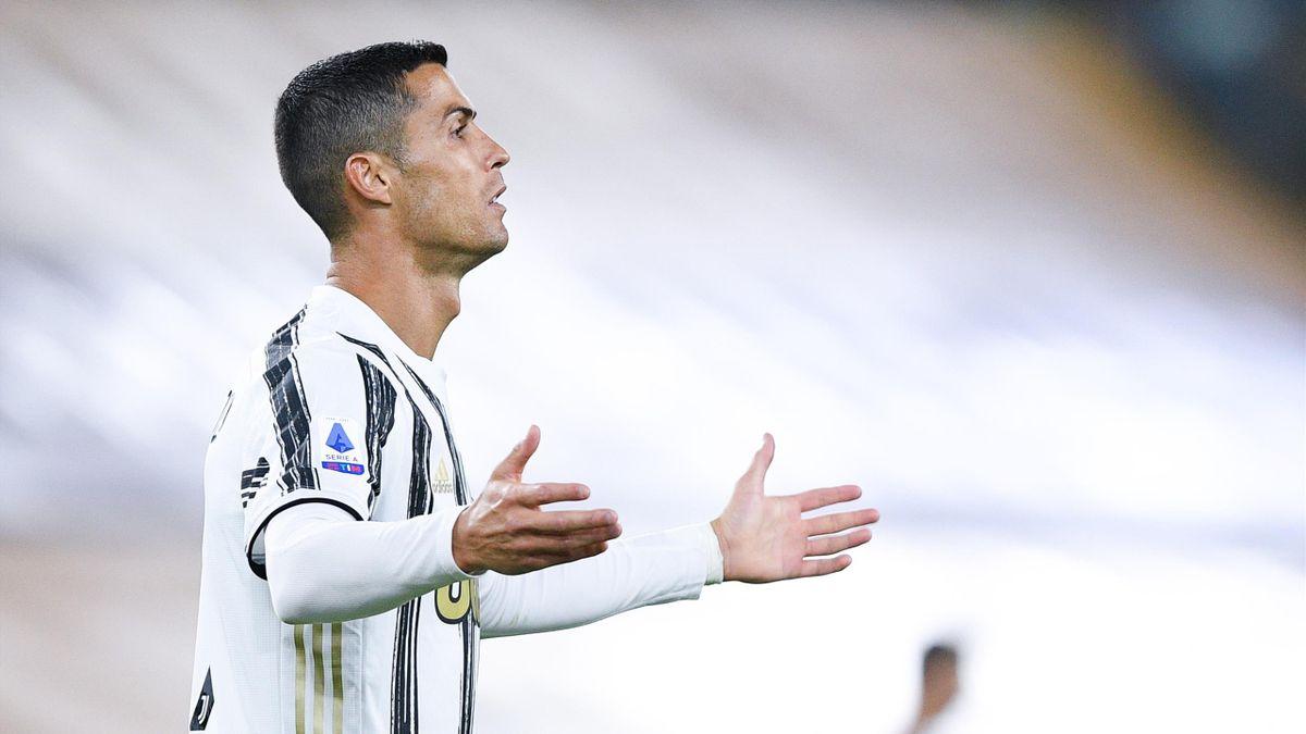 Cristiano Ronaldo a fost testat din nou pozitiv la Covid-19 și nu va juca în meciul cu Barcelona