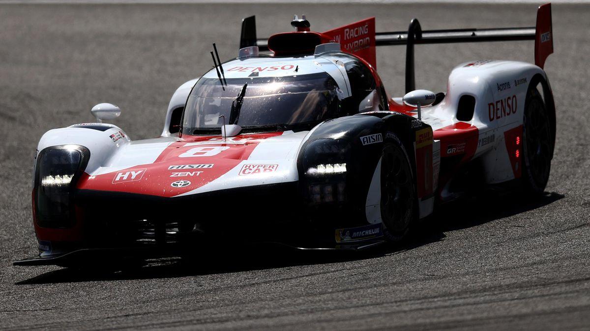 Sébastien Buemi, Kazuki Nakajima und Brendon Hartley siegten in Spa-Francorchamps für Toyota