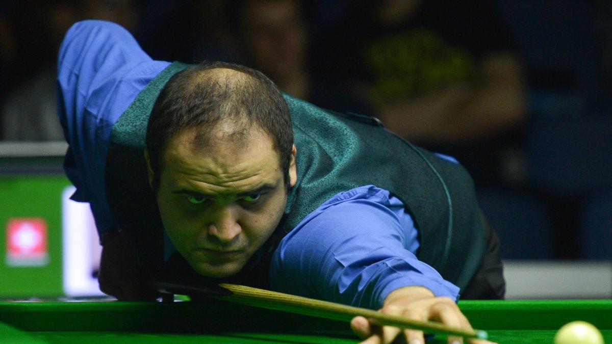 Soheil Vahedi   Snooker   ESP Player Feature