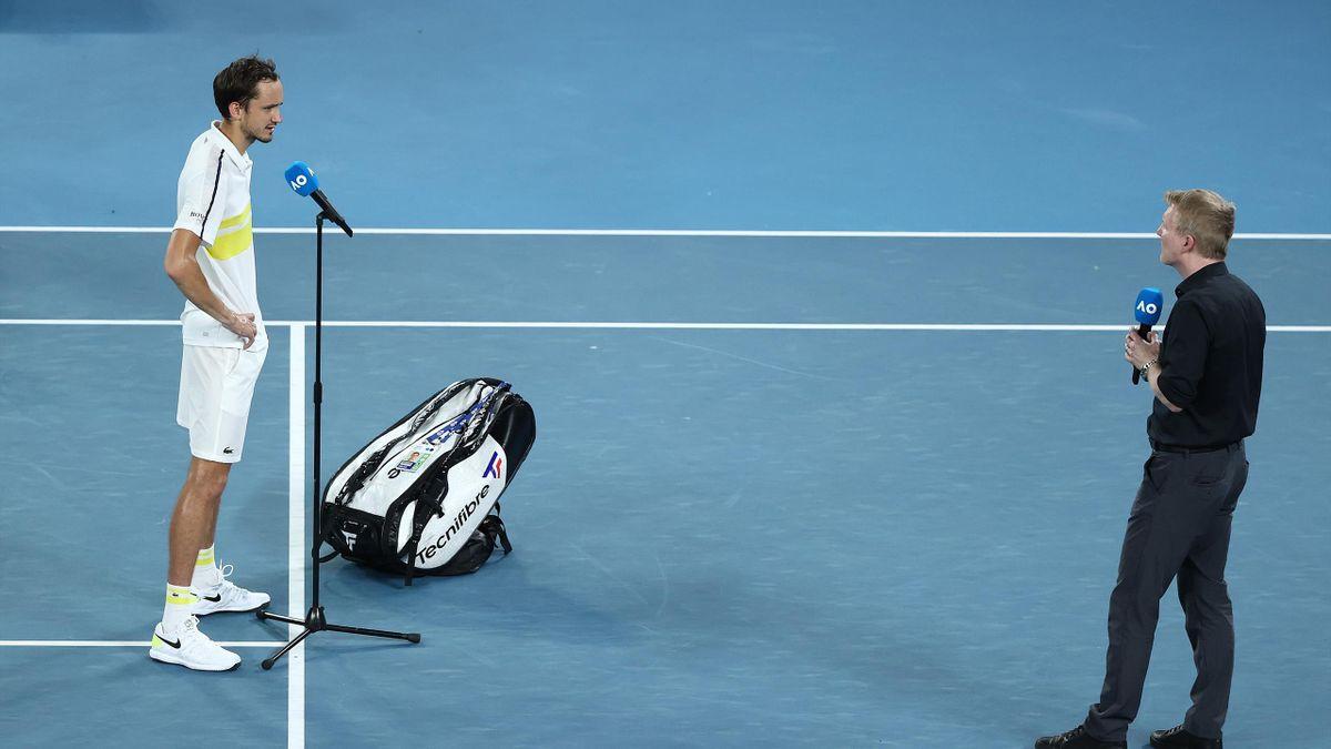 Medvedev om Djokovic: – Han har alt presset på seg