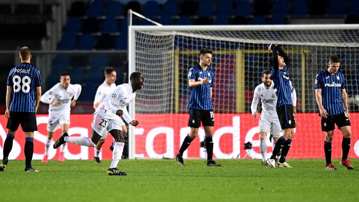 Mendy - Atalanta-Real Madrid - Champions League 2020/2021 - Getty Images