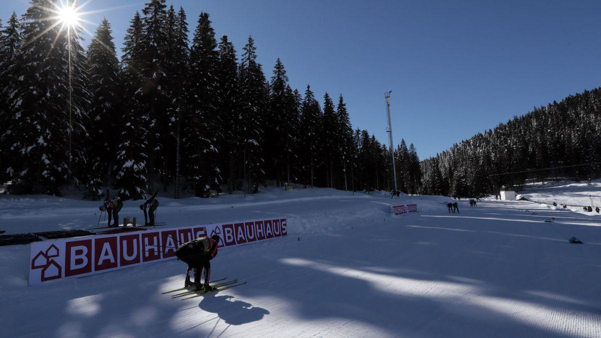 Biathlon-WM in Pokljuka 2021