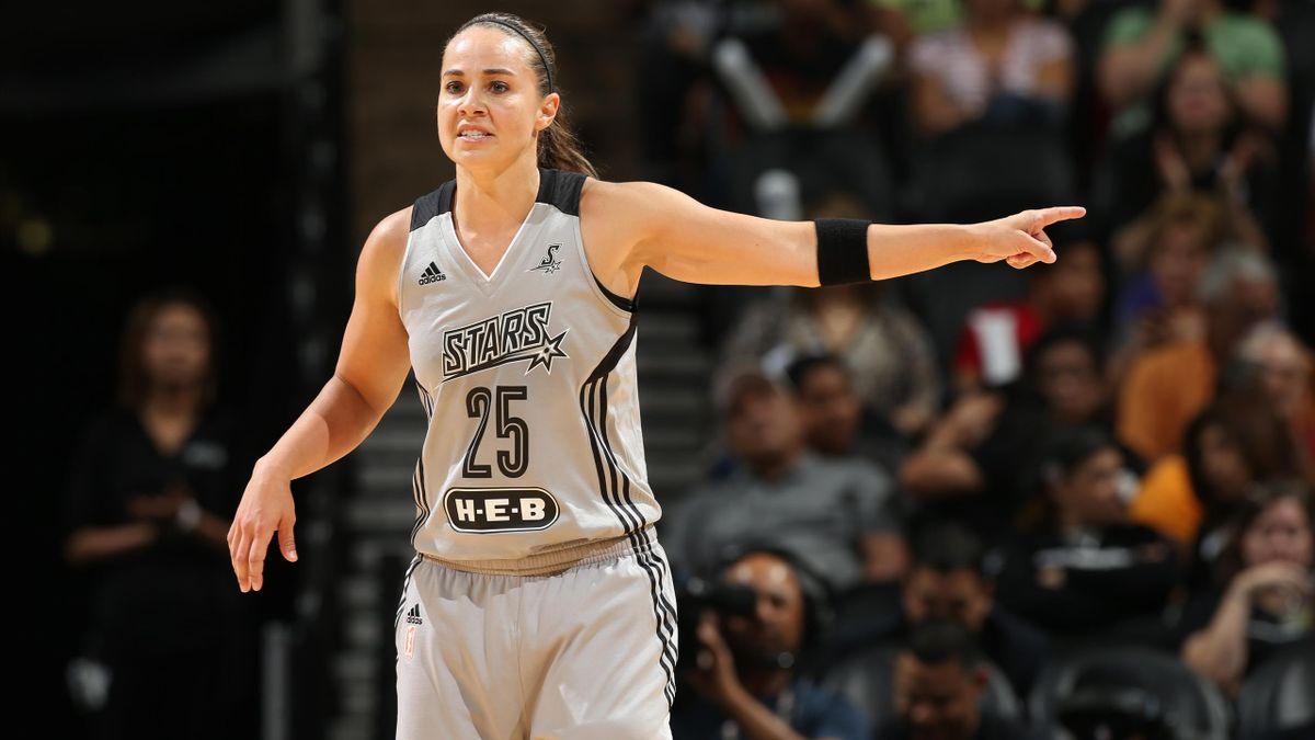 2014, WNBA, San Antonio Stars, Becky Hammon (AFP)