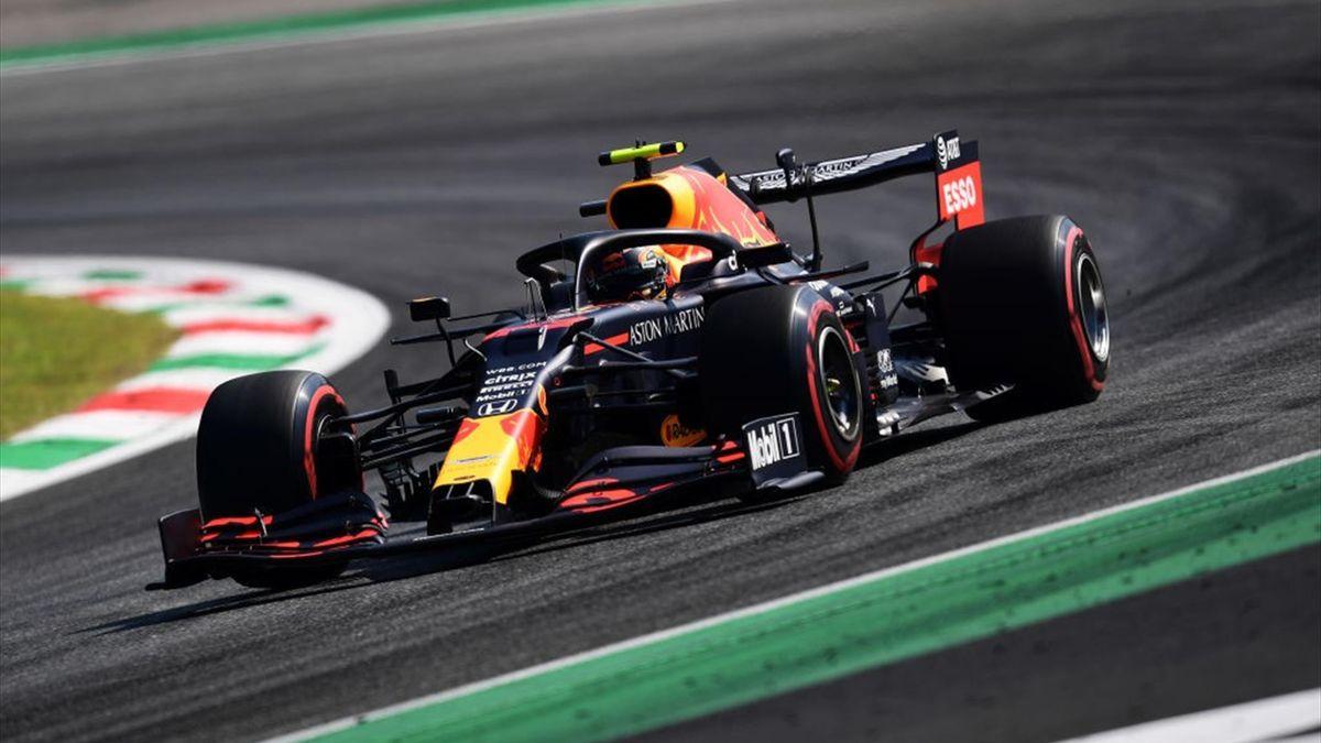 Alexander Albon (Red Bull) - GP of Italy 2020