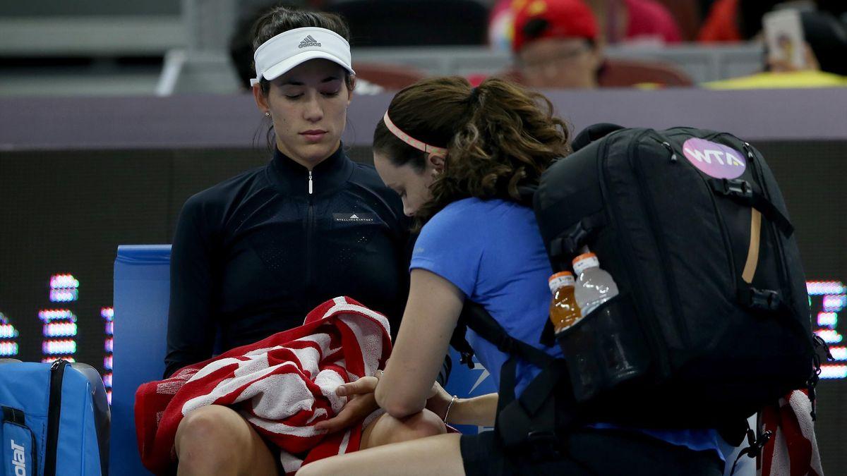 Garbiñe Muguruza (WTA Pekín)