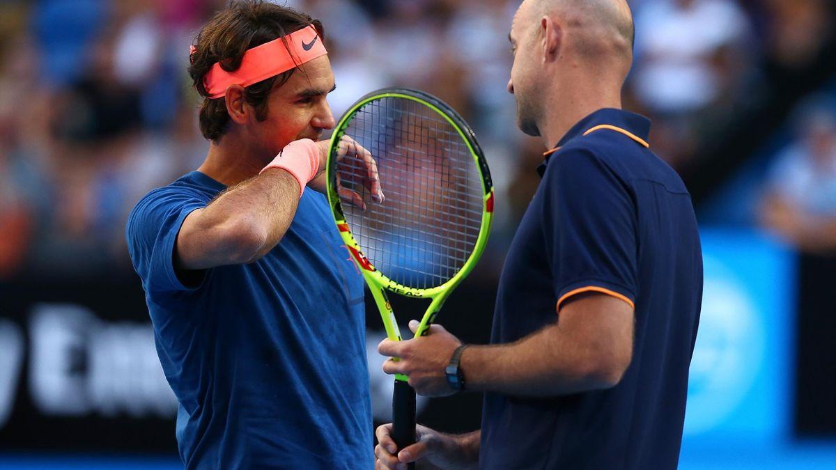 Roger Federer - Ivan Ljubicic