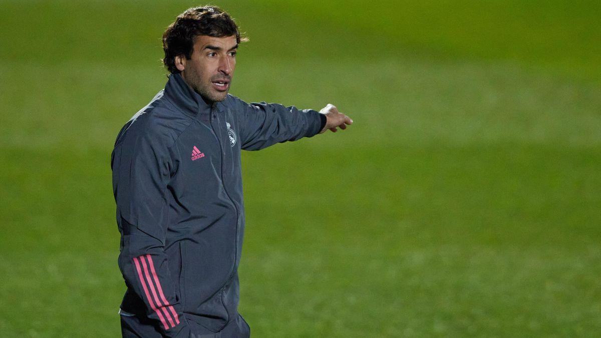 Raul Gonzalez (Real Madrid)