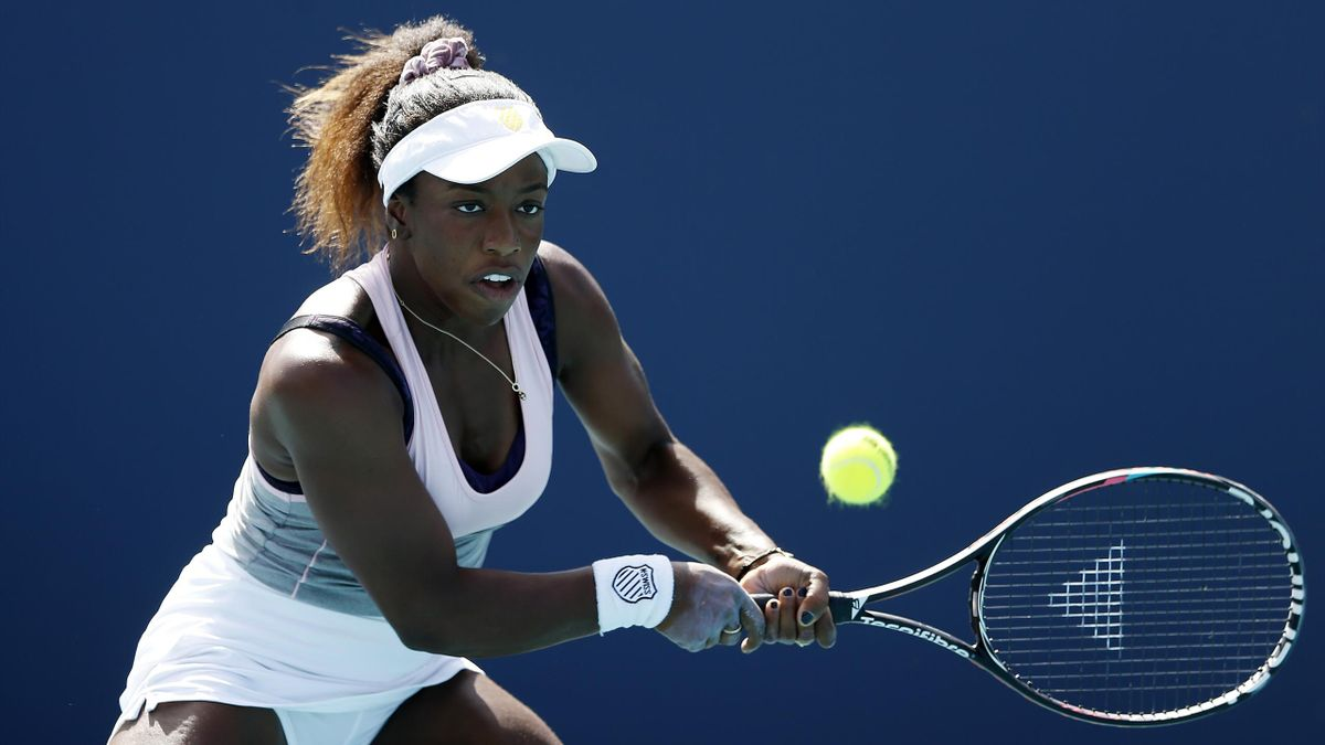 Sachia Vickery   Tennis   ESP Player Feature