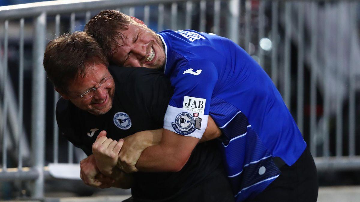 L'Arminia Bielefeld est de retour en Bundesliga