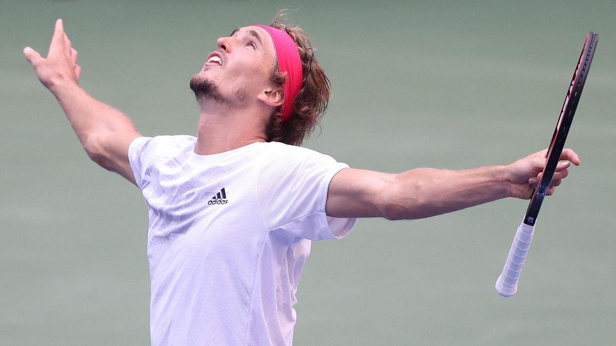 Alexander Zverev - US Open 2020