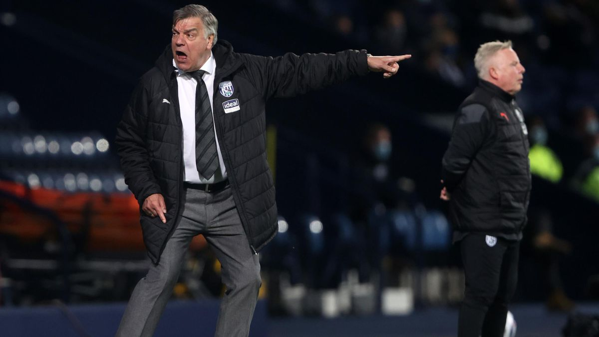 """Sam Allardyce says he is only cut out to be a """"saviour"""" for football clubs after announcing he will leave relegated West Brom"""