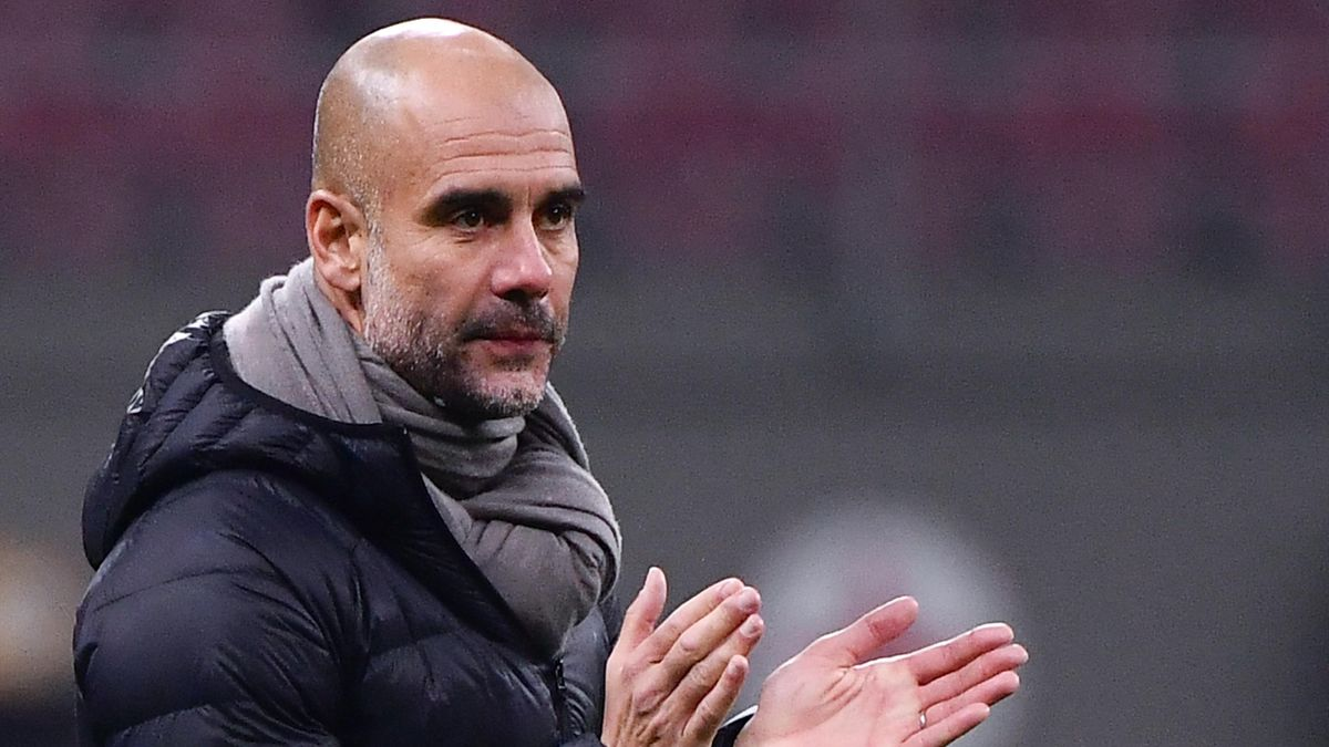Pep Guardiola bleibt in Manchester