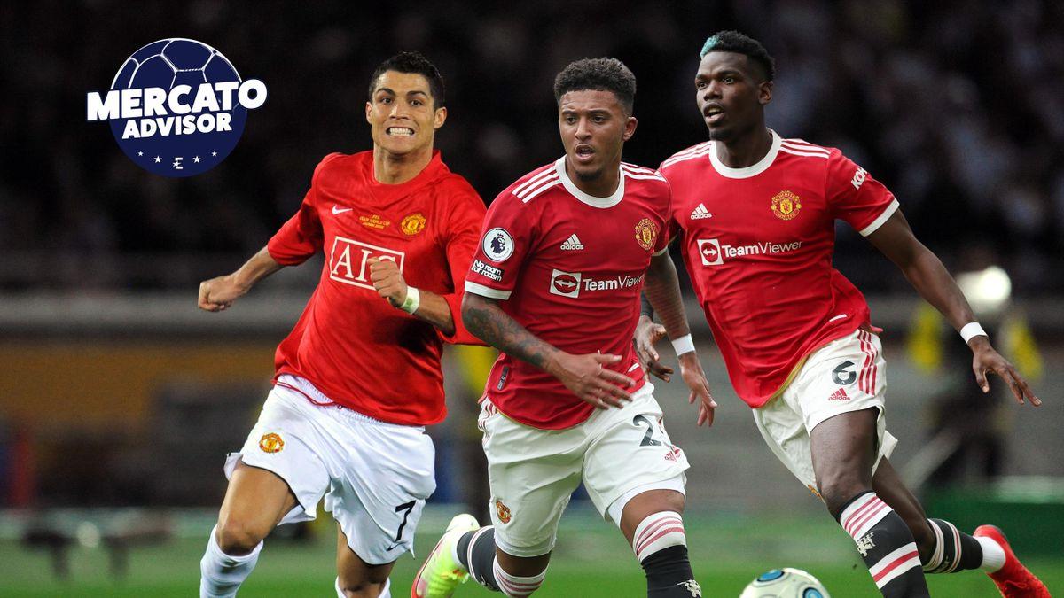 CR7 avec Sancho et Pogba à United, l'Europe n'a qu'à bien se tenir