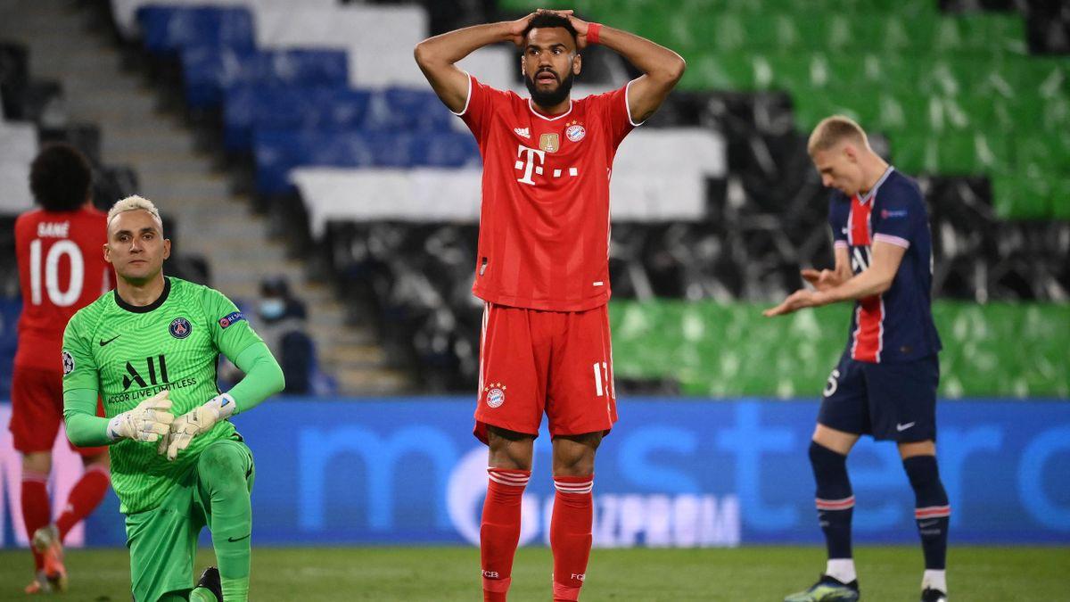 PSG-Bayern München 0-1