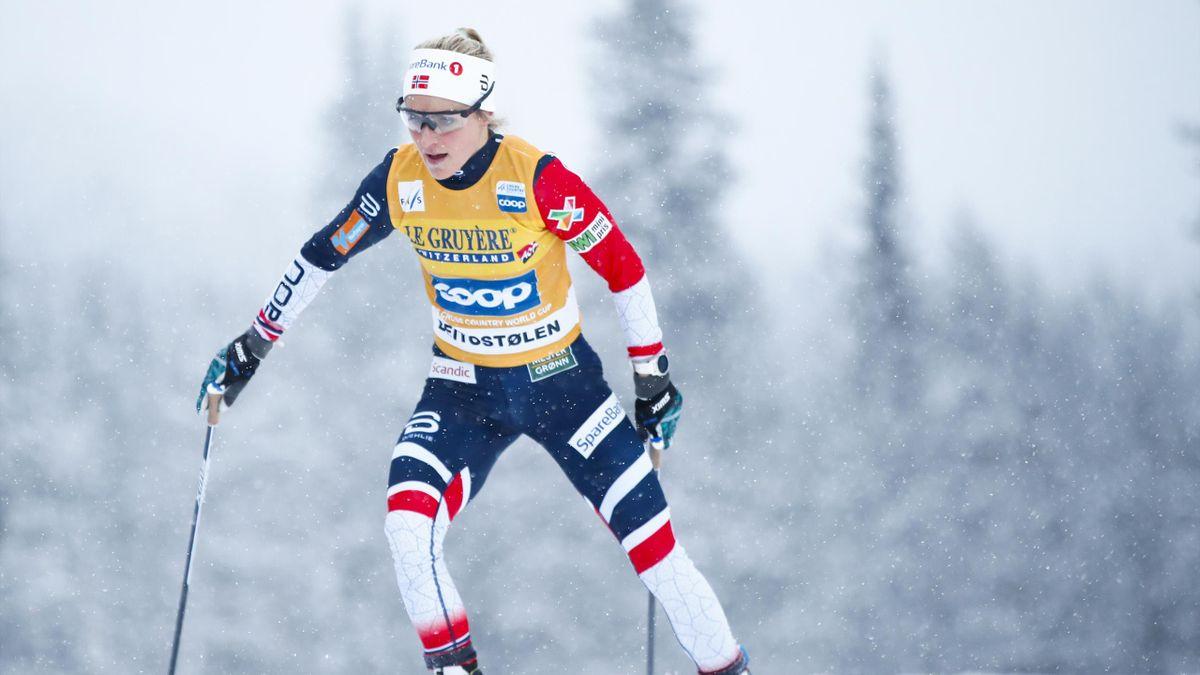 Therese Johaug verzichtet auf die Tour de Ski