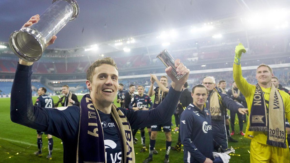 Regjerende cupmester Viking møter 3.-divisjonslag i andre runde