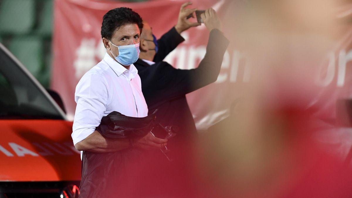 Gică Popescu, cofirmat pozitiv cu coronavirus