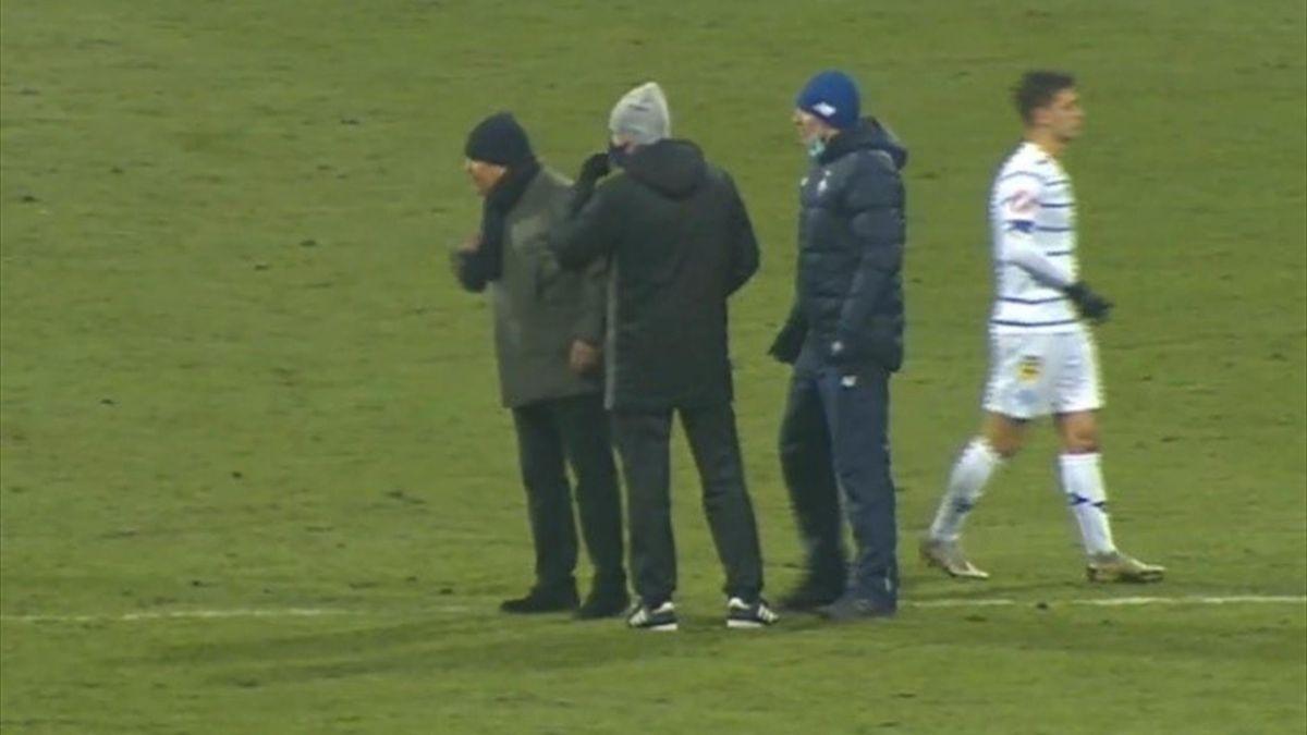 Mircea Lucescu. Sursă: Sport.ua