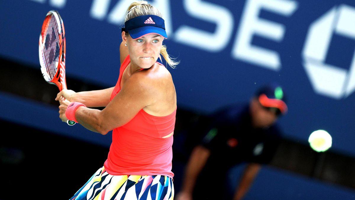 Angelique Kerber bei den US Open