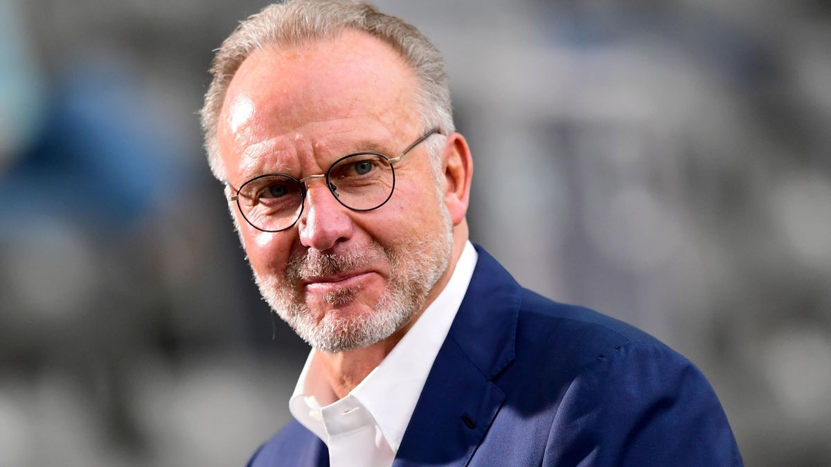 Rummenigge äußerte sich zu den Transferplänen der Bayern