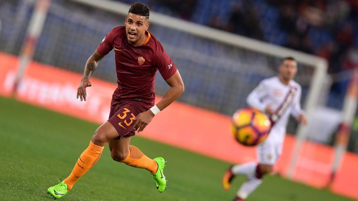Emerson Palmieri, Roma-Torino, Serie A 2016-17 (LaPresse)