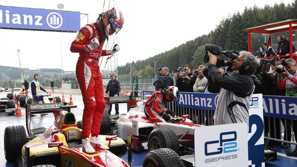 Raffaele Marciello (Racing Engineering) - Race 1 - Spa-Francorchamps 2014
