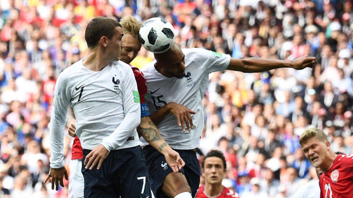 Antoine Griezmann (Dänemark vs. Frankreich)