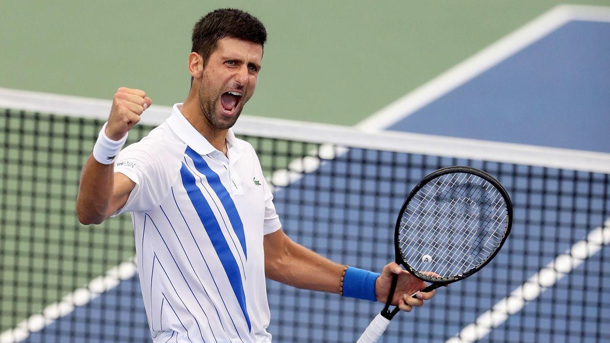 Novak Djokovic e neînvins în 2020