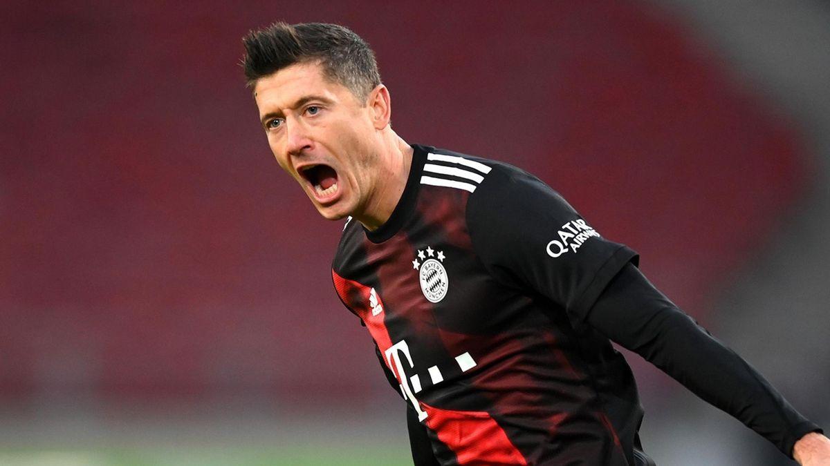 Robert Lewandowski (Bayern Munich) - 2020