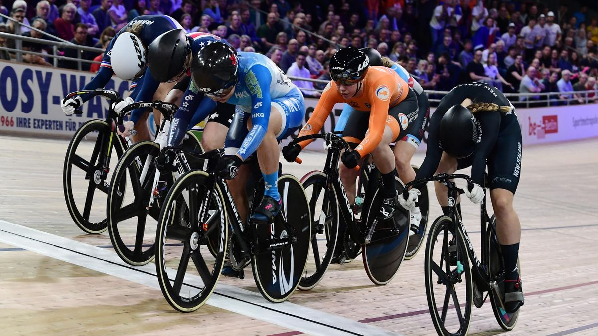 L'UCI Track Champions League, la Ligue des champions de cyclisme sur piste aura lieu à partir de novembre 2021 (Photo SWpix.com7).