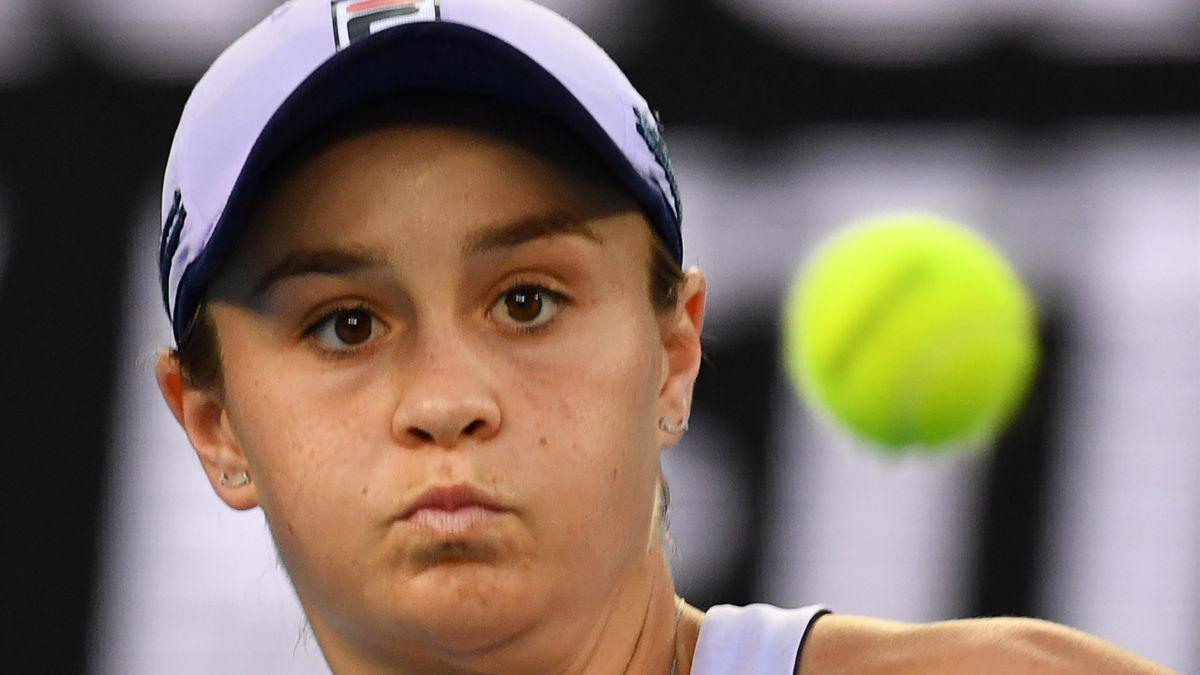Ashleigh Barty - Australian Open 2021
