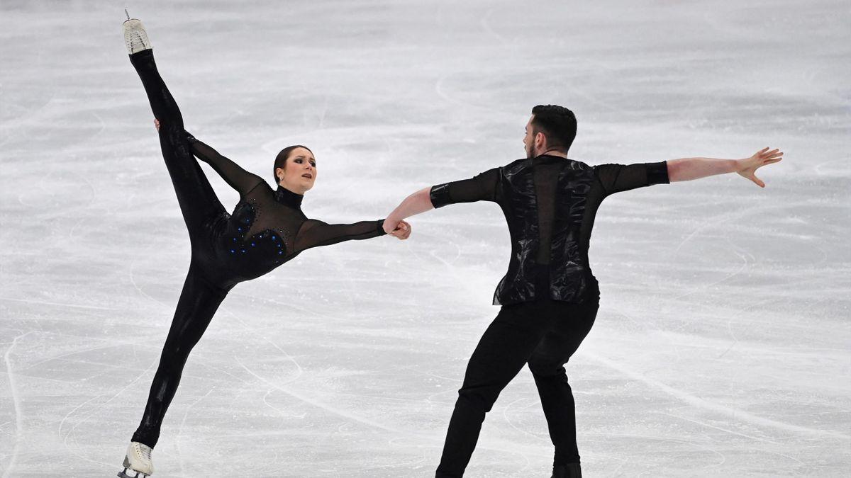 Die Eiskunstlauf-WM 2024 findet in Montreal statt