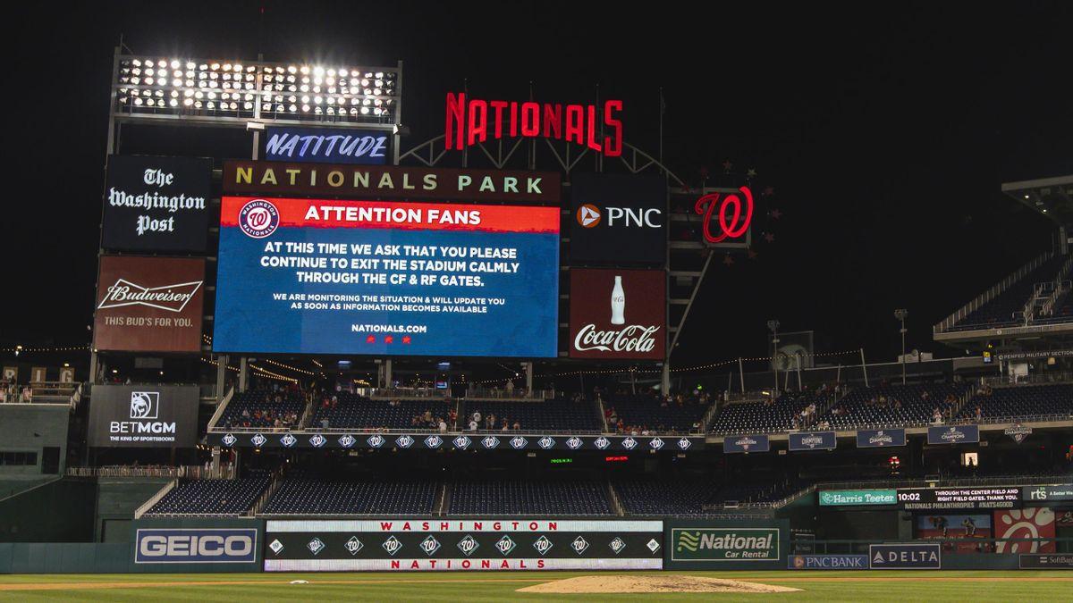 Die Heimspielstätte der Washington Nationals