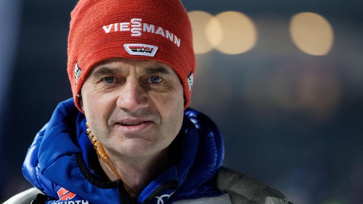 Stefan Horngacher ist seit April 2019 Bundestrainer der deutschen Skispringer