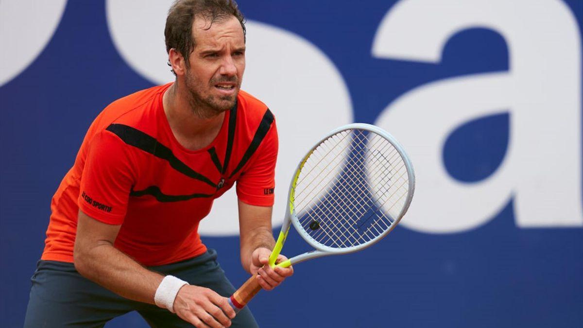 ATP Estoril : Highlights Gasquet - Londero