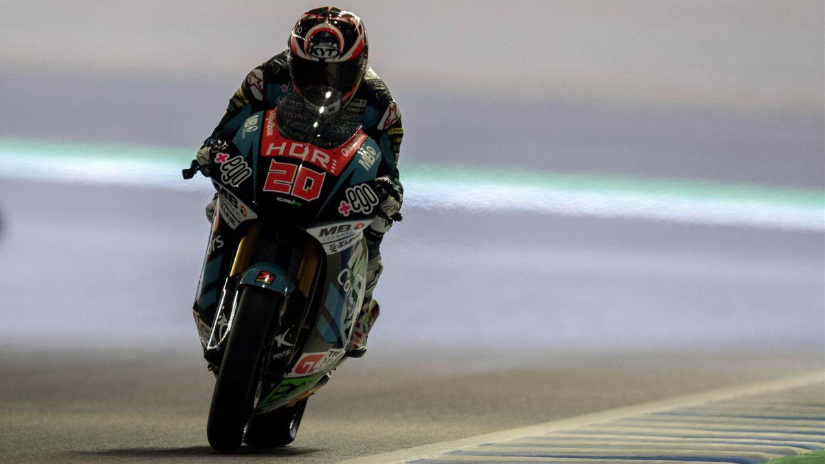 Fabio Quartararo (MB Conveyors - Speed Up), vainqueur du Grand Prix du Japon 2018
