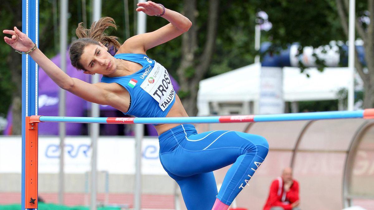 Alessia Trost - Salto in Alto