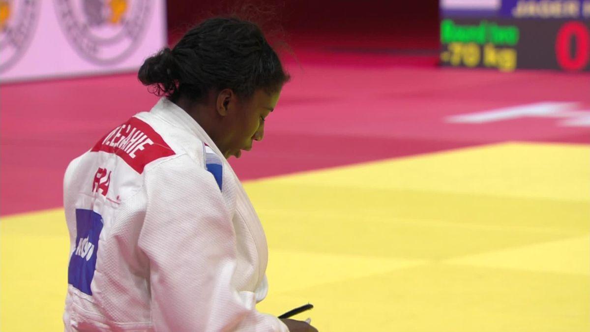 Judo WCH Budapest Day 5: Elimination Gahie - 70 kg
