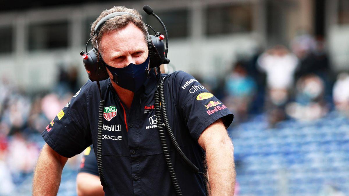 Red-Bull-Teamchef Christian Horner schießt gegen Mercedes